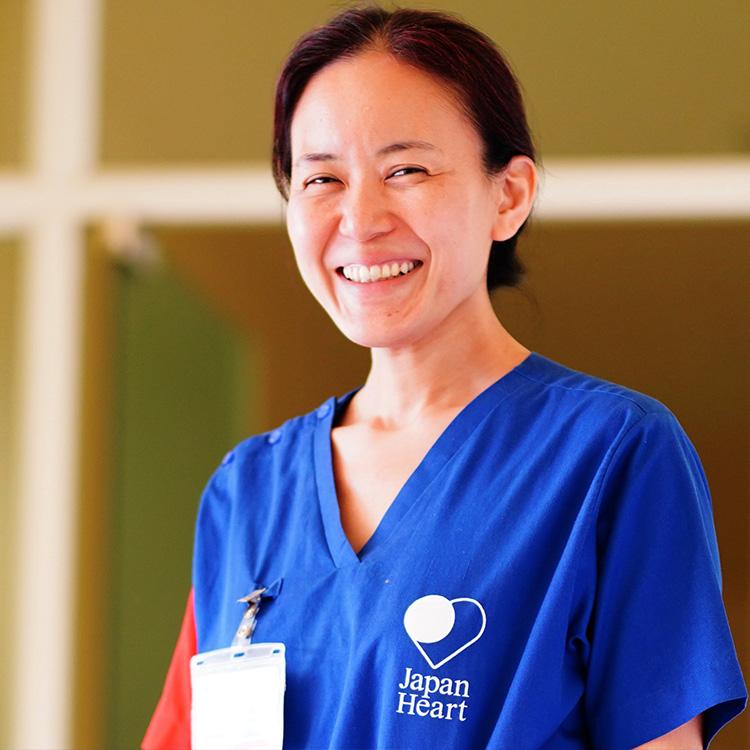 Dr Mariko Kakasu