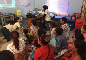 ジャパンハート 国際医療 カンボジア 医療支援