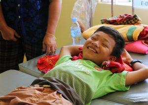 ジャパンハート カンボジア 小児がん治療