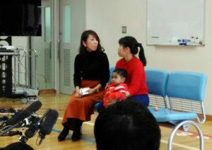 来日ミャンマー人患児の小児生体肝移植手術が成功し無事退院しました(小児生体肝移植 技術移転プロジェクト)