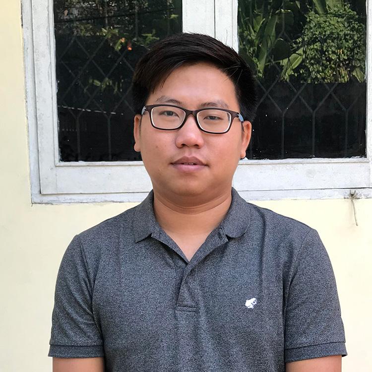Mang Kyaw Naing Htwe