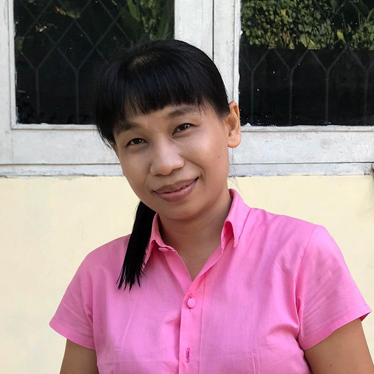 May Khant Chit Khin