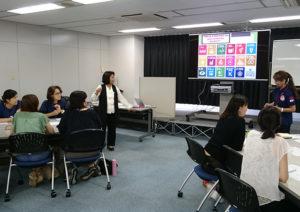 海外ボランティア 英会話教室