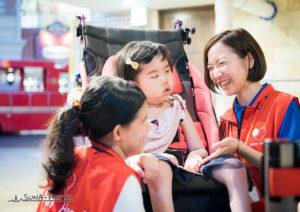 「小児がん展」を開催 ~ジャパンハート SmileSmilePROJECT×大和ネクスト銀行~