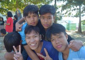 海外ボランティア 体育 ミャンマーの文化