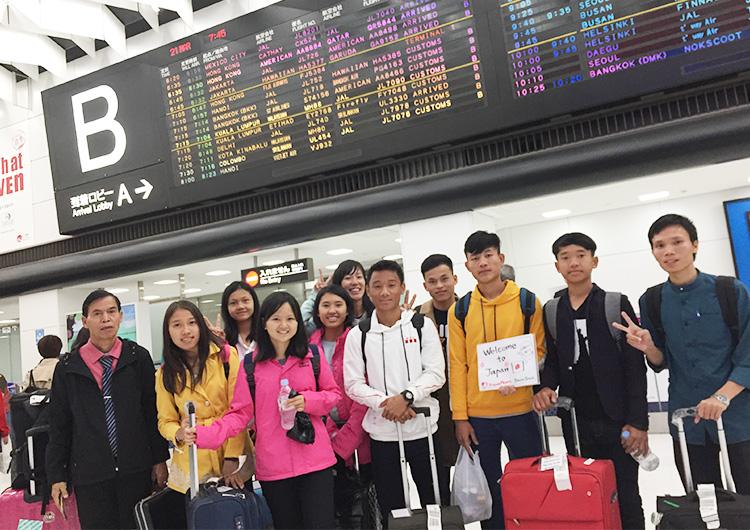 Dream Train 8 人の子どもたち 初めての日本滞在記