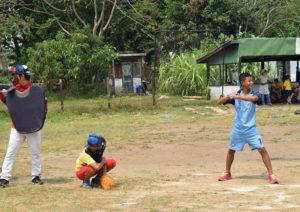 掲載! 『ganas』養育施設Dream Train野球チームの活躍