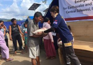2019年7月開催 災害ボランティア研修 参加者募集