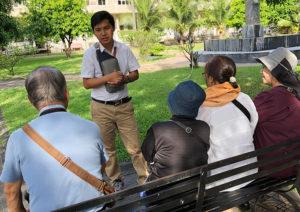 国際医療の現場を知る活動視察カンボジア ポルポト政権の爪痕を知る