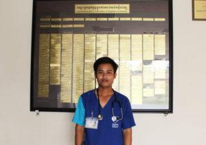 国際医療の現場を知る活動視察カンボジア