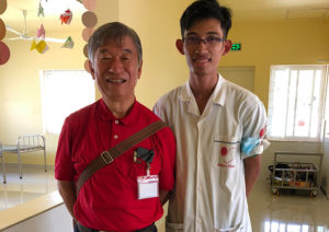 国際医療の現場を知る活動視察カンボジア 里親