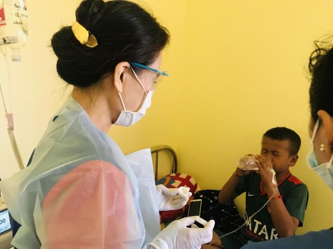 ジャパンハートこども医療センター開院3周年のご報告