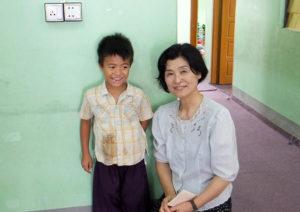 国際医療の現場を知る活動視察ミャンマー ツアー 里親