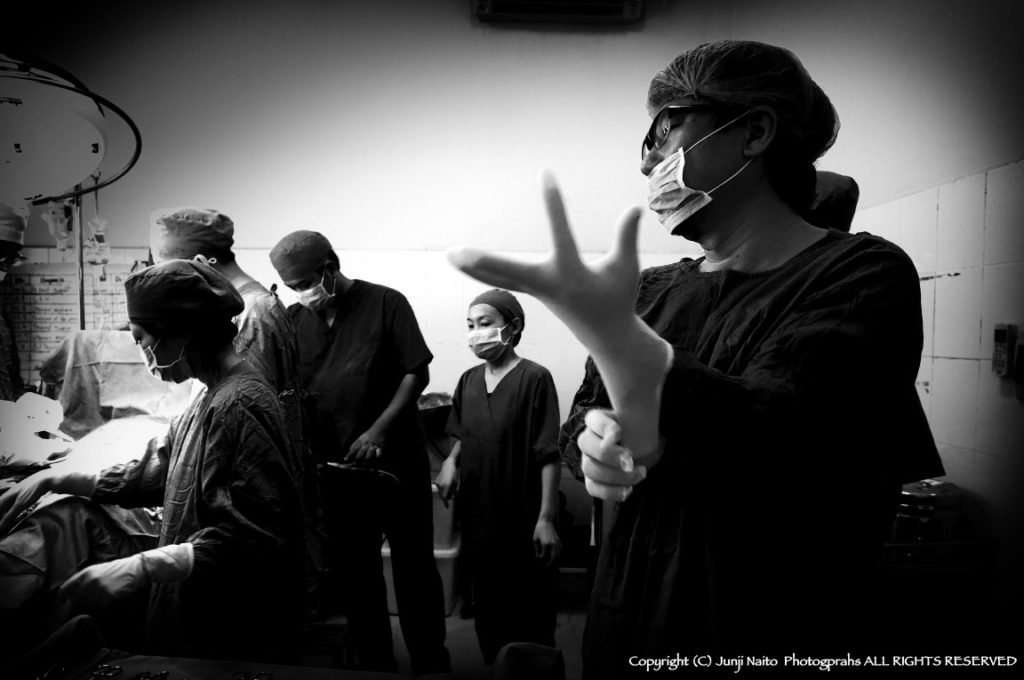 ジャパンハート写真集『ONE SKY』