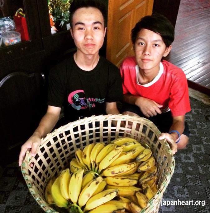 キリングループ労働組合協議会様が、社員の方からの募金「愛のカンパ」で ミャンマーの養育施設を支援