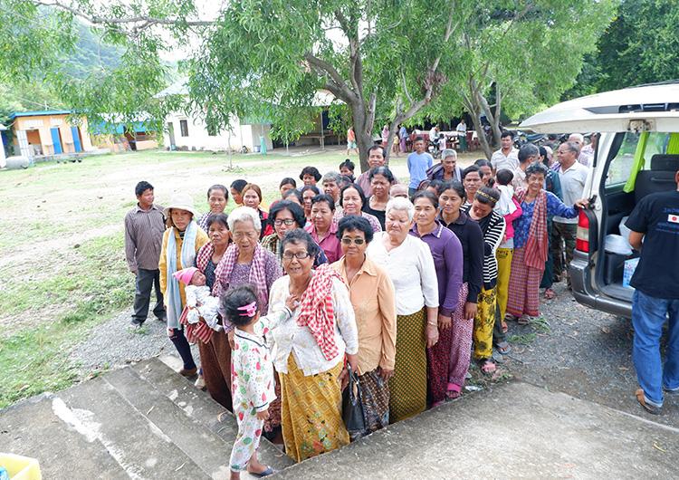 原点に立ち返る ジャパンハート カンボジア