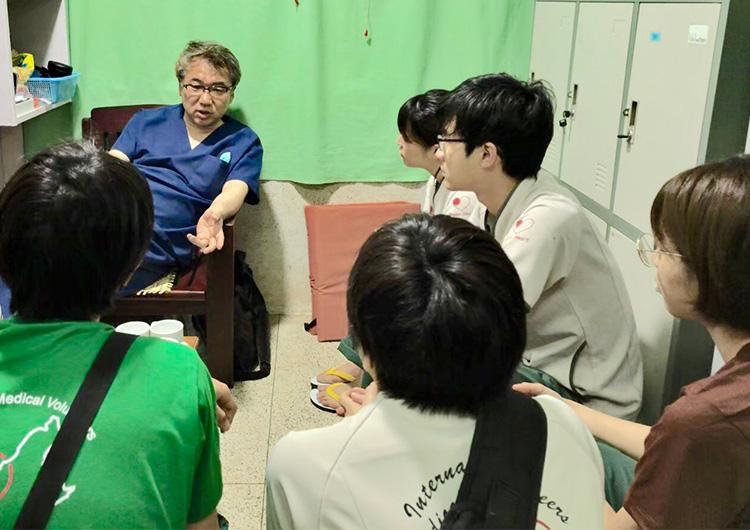 ジャパンハート 医師 ボランティア