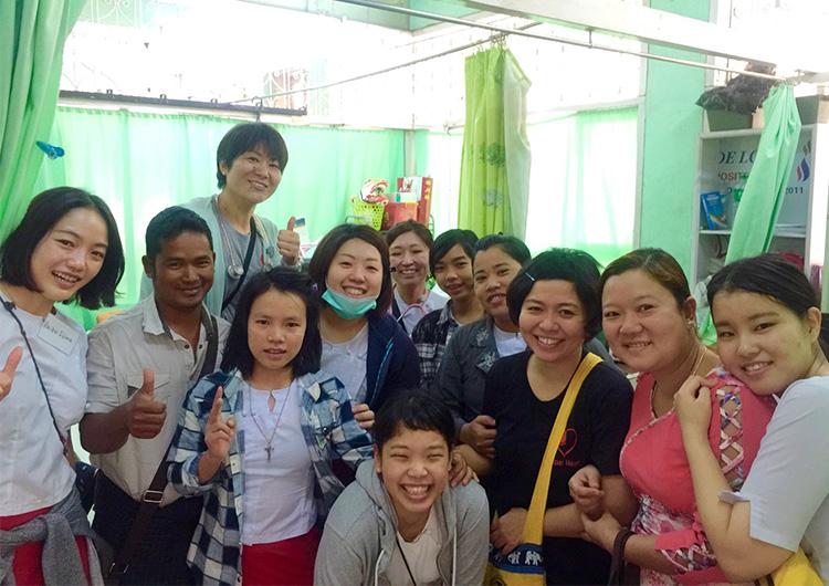 ジャパンハート 看護師 ボランティア