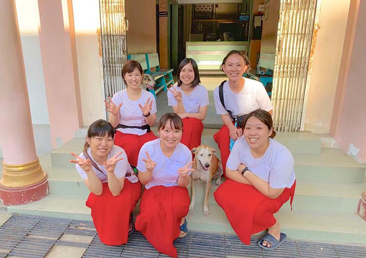 ジャパンハート 看護師 ミャンマー 医療活動