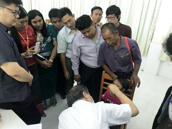 国際医療NGOジャパンハートがミャンマーで口唇裂・口蓋裂の総合治療を開始