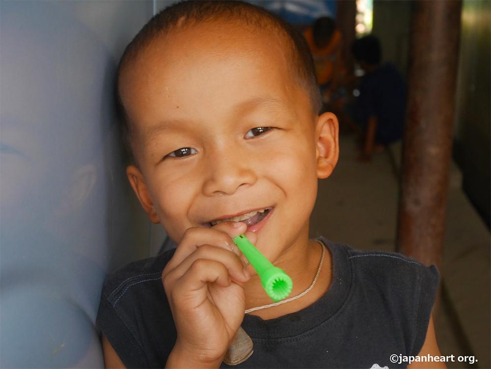 「たくさんの気付きと思い出をありがとう」元保健師 ミャンマー ボランティア