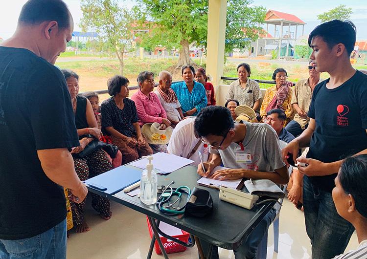 【3月13日開始!】カンボジア新プロジェクトMobile Next 短期ボランティア募集