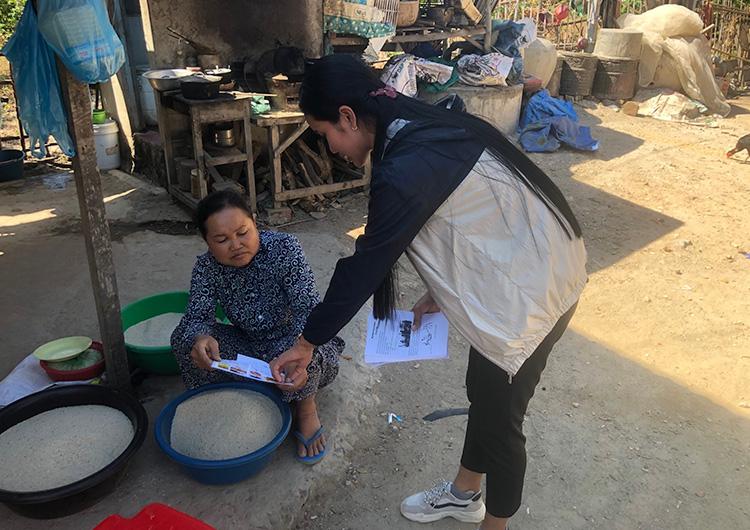 カンボジア 夢の架け橋プロジェクト