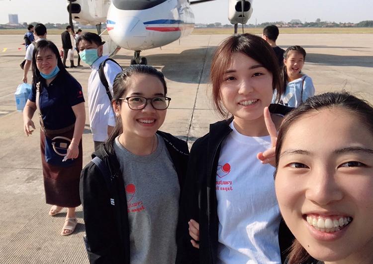 カンボジアの心で、ラオスを救う。カンボジア育ちのジャパンハートナース