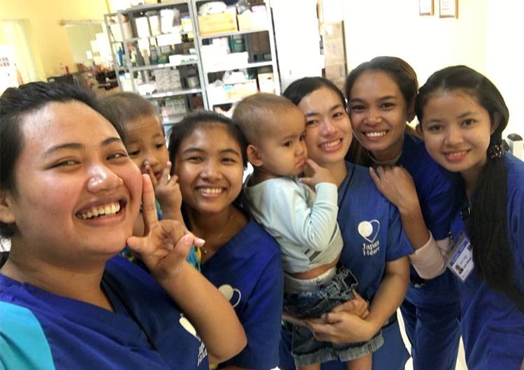 カンボジア人看護師の成長「どんな時も考え続けること」 カンボジア 看護師 ジャパンハート
