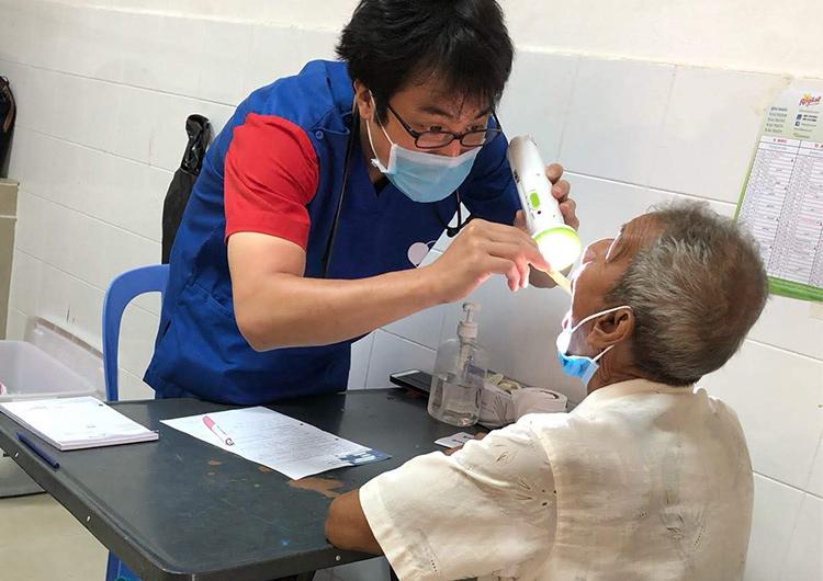 カンボジア 医療ボランティア
