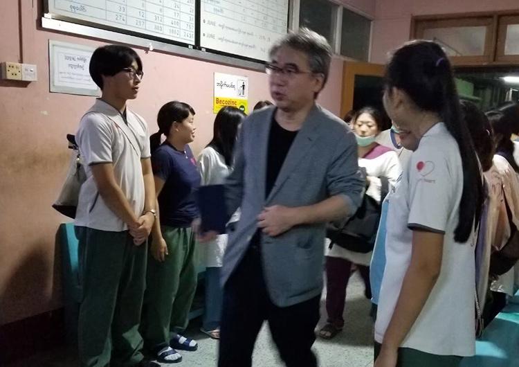 ミャンマー ワッチェ慈善病院での手術活動 vol.2手術活動期間編