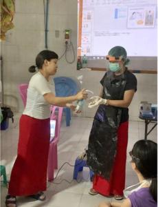 ミャンマー医療支援