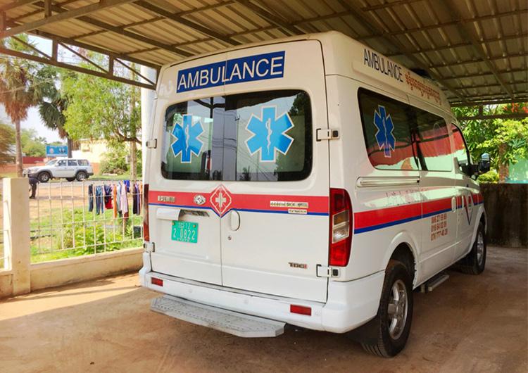 カンボジア 看護師 ジャパンハート 今、現実に目の前にある患者と医療。