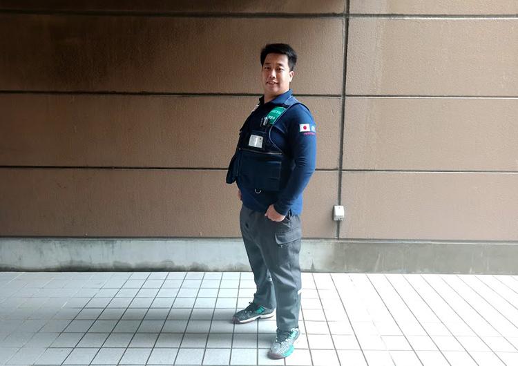 佐々木ロジスティックスリーダーレポート/「コスタ・アトランチカ」乗組員への緊急医療支援活動