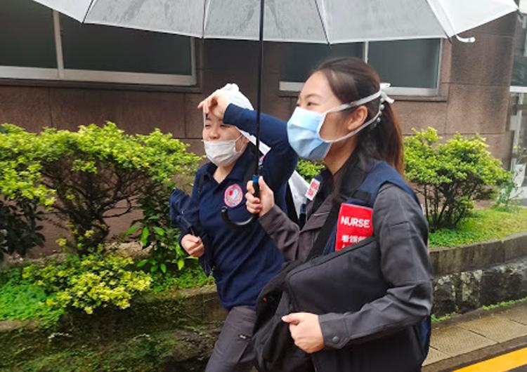 野田看護師レポート「最前線の現場で活動する人は、優しくて温かくて、強さを持っている方々です。活動を終えたいま、このことが強く心に残っています」/「コスタ・アトランチカ」乗組員への緊急医療支援活動