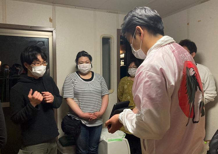 ふんわりチャンポン大作戦 ~行脚の記録 vol.1~