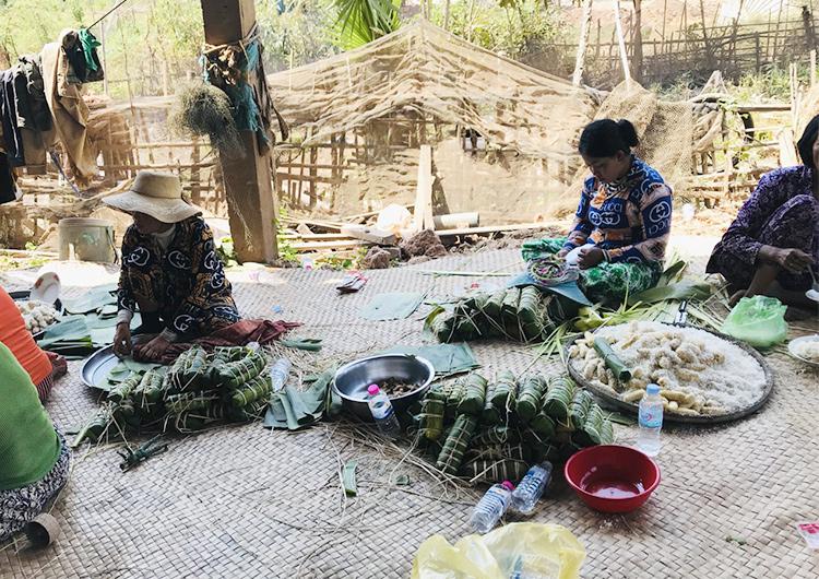 カンボジアの食文化と栄養課題