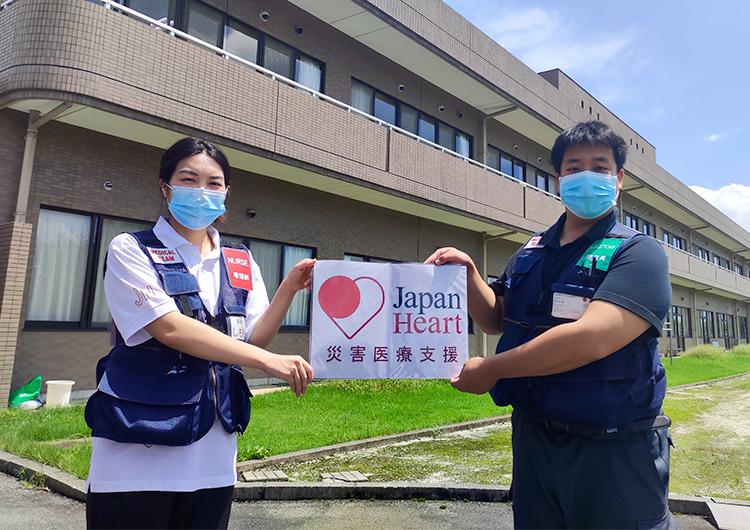 新型コロナウイルスと闘う人々を支え、医療崩壊を防ぐ 老健太陽におけるコロナ対策医療支援活動