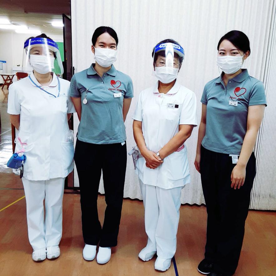 新型コロナウィルスの院内感染が発生した「武蔵野中央病院」への医療支援活動 医療支援チーム派遣を開始