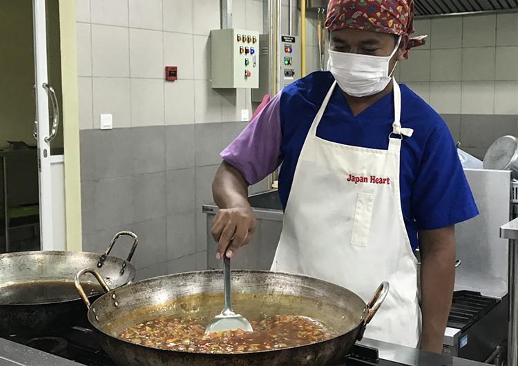 カンボジア 栄養士 子どもたちの健やかな成長を願って