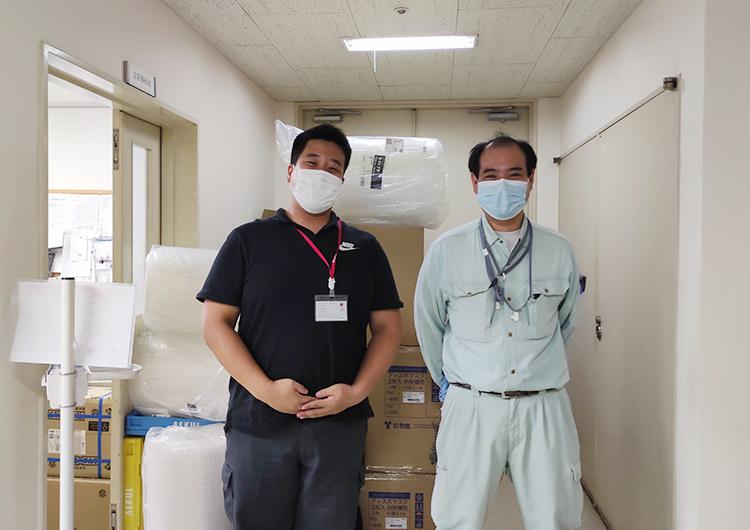 国際緊急救援 佐々木のレポート / 新型コロナウィルスの院内感染が発生した「武蔵野中央病院」への医療支援活動