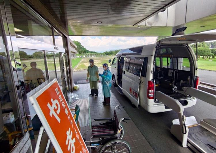 ジャパンハート、新型コロナウイルス感染症対策として熊本県介護施設へ緊急支援を決定