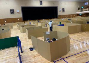 国際医療NGOジャパンハートが熊本県八代市避難所へ緊急救援を決定