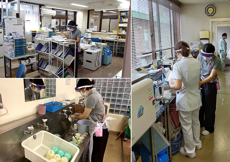 本活動を終了いたしました/新型コロナウイルスの院内感染が発生した「武蔵野中央病院」への医療支援活動