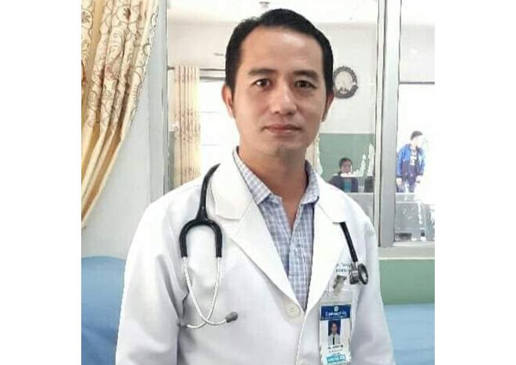 ウドムサイ病院のドクターにインタビューしました!