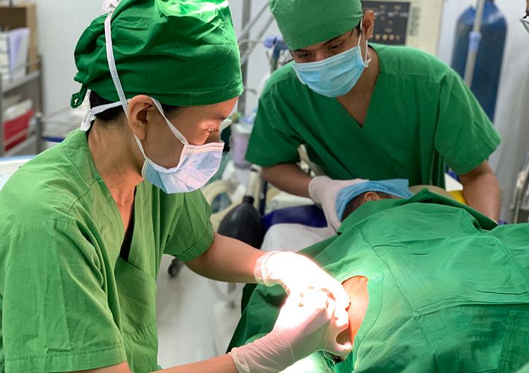 ナチュラルに生きる。- カンボジア 8月の手術活動の報告 医師 ジャパンハート