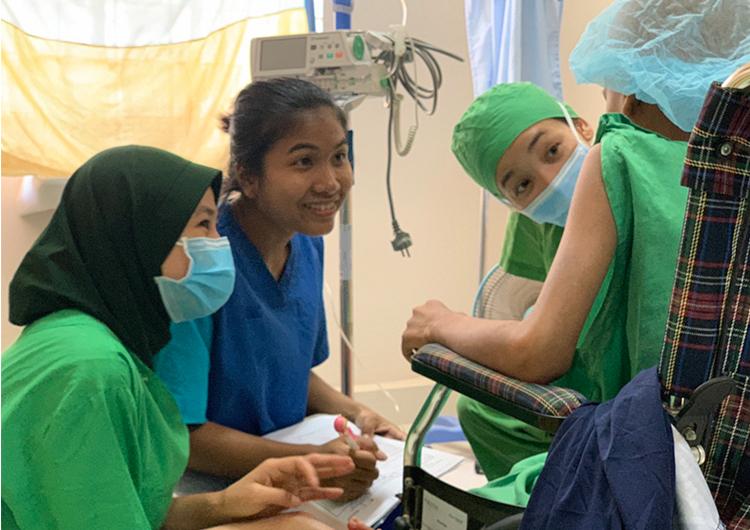 ナチュラルに生きる。- カンボジア 8月の手術活動の報告 看護師 ジャパンハート