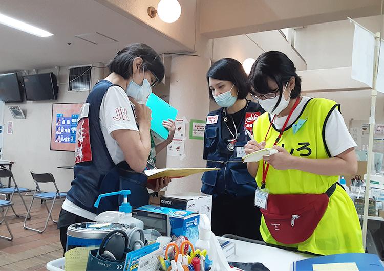 本活動を終了いたしました/令和2年7月豪雨 緊急救援 ジャパンハート 看護師 災害ボランティア