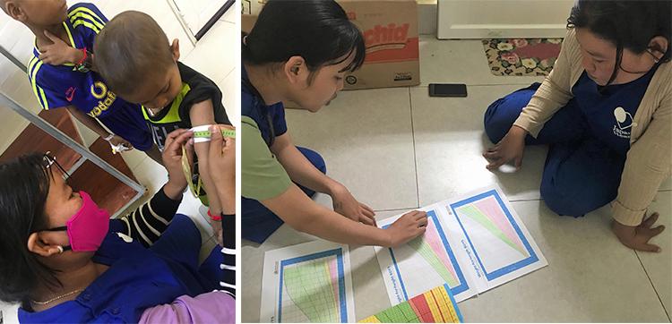 ミャンマーとカンボジアを繋ぐ、オンライン食育授業を実施しています。 ジャパンハート 栄養管理部