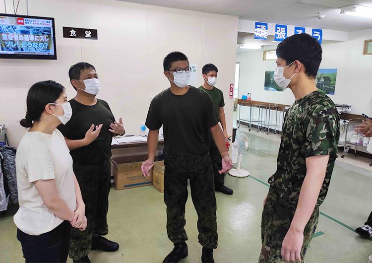 ジャパンハート 大江看護師の活動レポート/新型コロナウイルス感染症のクラスターが確認された「ウェルネス西崎病院」への医療支援活動